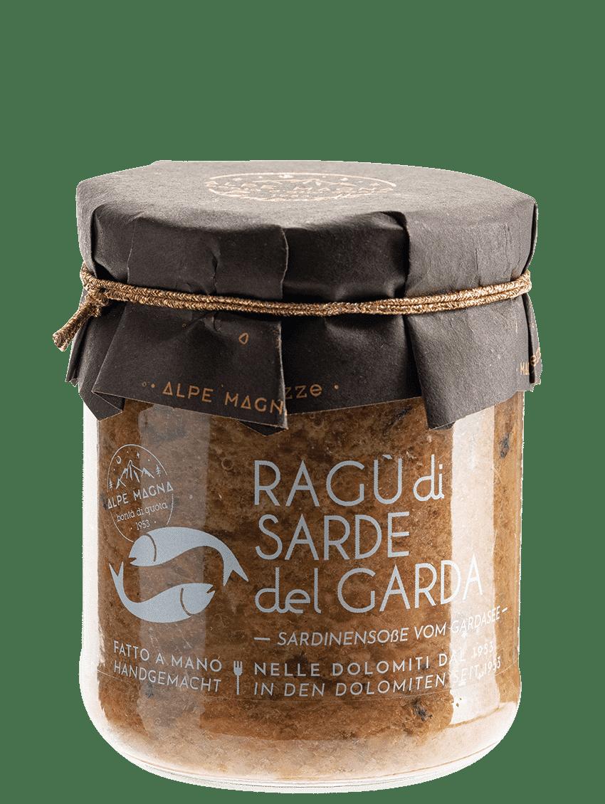 Alpe Magna - Ragù di Sarde del Garda