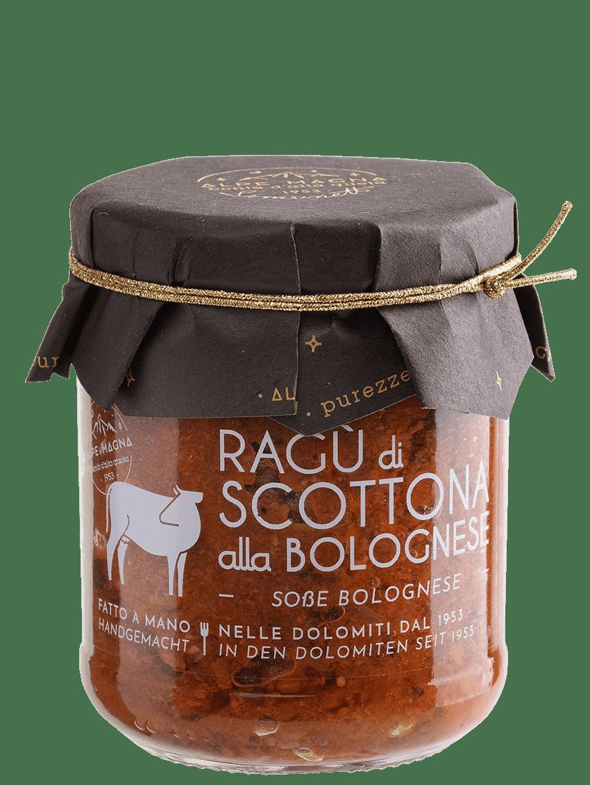 Ragù di scottona alla bolognese